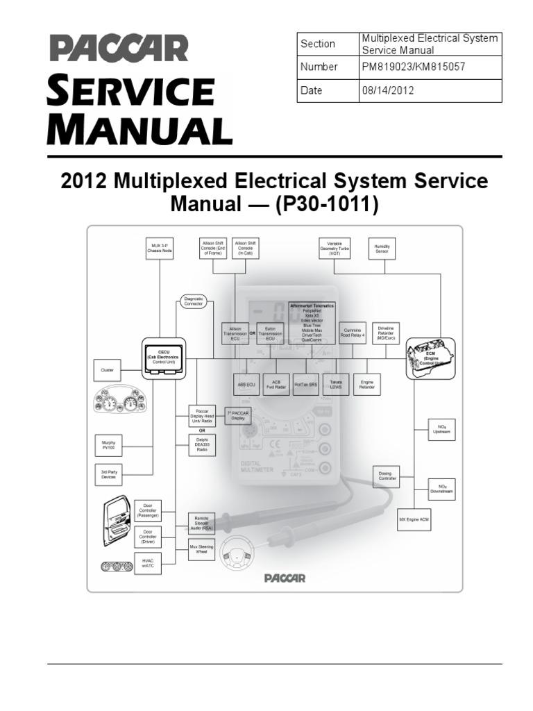 paccar engine wiring diagram online schematics wiring diagrams u2022 rh pushbots sender com