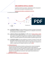 Diseño Geometrico Vertical