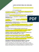 Estudio Geologico Estructural Del Sinclinal de Miraflores