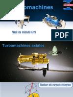turbomachines axiales polytechnique Montréal