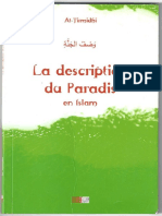 La Description Du Paradis(at-Tirmidhi)