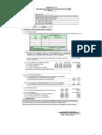 Formatos CT-04 Supervisor de Obra