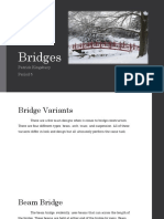 bridges presentation