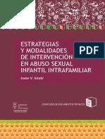 Estrategias y modalidades de intervencion en abuso sexual infantil intrafamiliar  Marzo 2012.pdf