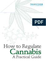 How to Regulate Cannabis Guide (2014)