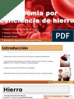 04 Anemia Por Deficiencia de Hierro - Aguayo Z02