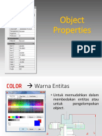 Auto CAD 3 - Object Properties Dan Layer Manager