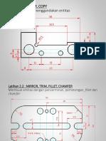 Latihan 2-1 Sampai 2-10 Modifikasi Gambar