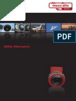 Generadores de 400hz