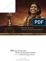 e Book PYS 108 Truth of Yoga of Enlightenment