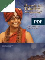 e Book Secrets of Third Eye Awakening