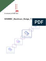 Sim800c Hardware Design v1.02