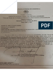 Levantan prohibición de salida del país a miembros de la MUD