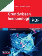 [Spektr.] Schütt u.a., Grundwissen Immunologie (2011)