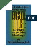 Norbert Kaiser - Erste Hilfe