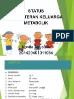 Status Keluarga Metabolik 1