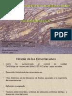 Cimentaciones, Ing Alvaro Pedroza, UFPS