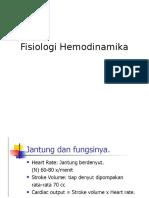 Fisiologi Hemodinamika