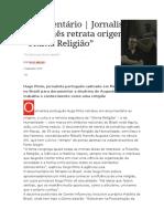 Documentário Hugo Pinto Positivismo