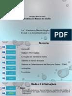 Aula 1 - Sistema de Banco de Dados (2)