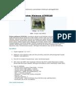 Sistem Minimum ATMEGA8