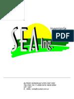 SEA Ing. Catalogo 1º Parte