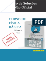 Curso de Fisica Basica Volume II Fluids Oscilattions Waves and Heat Solutions