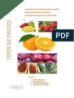 Tipos de Frutos 2