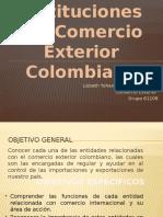Instituciones Del Comercio Exterior Colombiano - g 61108