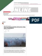 Henti Pembakaran Terbuka Elak Jerebu Setiap Tahun _ Rencana _ Berita Harian