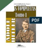 AH_Obras Completas, Tomo I