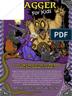 Dagger a Toolkit for Fantasy Gaming With Kids