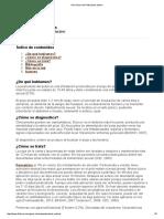 Guía Clínica de Pediculosis Púbica