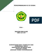 Sejarah K3 Di Dunia Dan Indonesia