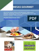 5 Sobremesas Gourmets