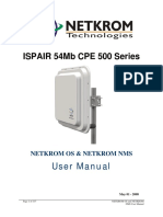 Ispair 54mb Cpe 500 Manual