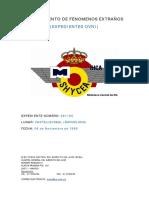 1968-11-06 Avistamiento en Castellbisbal (Barcelona)