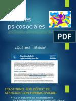Factores psicosociales TDAH