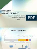 Analgesia Parto