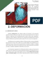 Geología Estructural. Unv Salamanca - Deformación