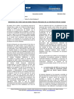 Informe Económico - Nov11- No.32