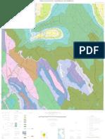 Mapa Geológico Cuadrante 11g