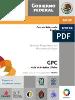 Diagnóstico y Tratamiento de La Patológia Mamaría Benigna en Primer y Segundo Nivel de Atención GRR