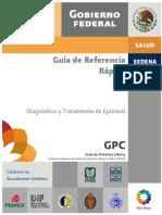 Diagnóstico y Tratamiento de Epistaxis GRR