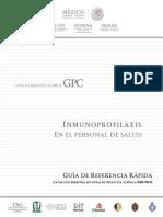 Atención, Diagnóstico y Tratamiento de Diarrea Aguda en Adultos en El Primer Nivel de Atención GRR