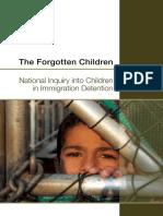 Forgotten Children 2014