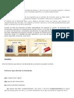 La Demanda Info Presentacion