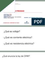 Clase Bioelectricidad