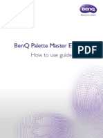 LCD Monitor Um User Manual Palette Master Element SW Series en 20151013 085211