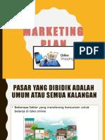 PPT Marketing Plan